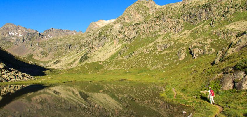Randonnée au lac de Cestrède