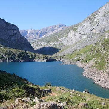Randonnée au lac des Gloriettes