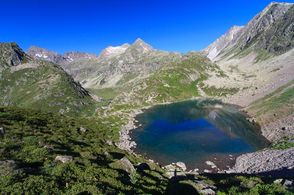 Randonnée au lac d'Antarrouyes