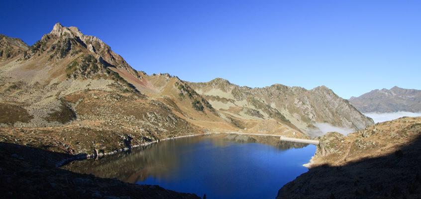 Randonnée au lac dets Coubous