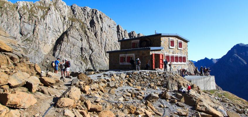 Randonnée au refuge des Sarradets