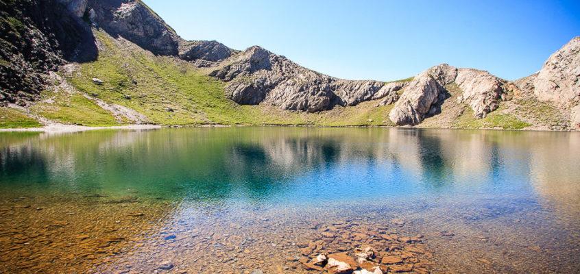 Randonnée au lac de la Bernatoire